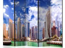 Paraván - Cumulus over Dubai II [Room Dividers]